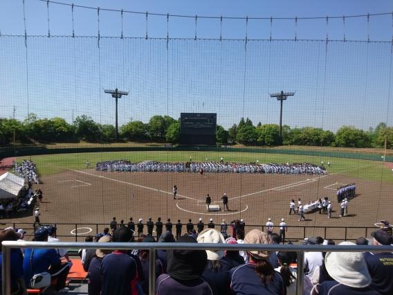 第30回日本リトルシニア野球選手権東海大会開幕